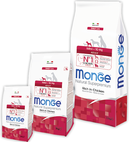 MONGE Mini Adult