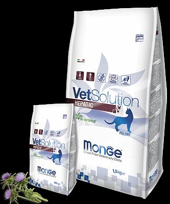 Monge VetSolution Hepatic