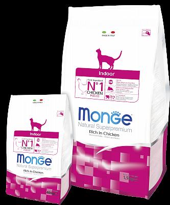 Monge Indoor Cat