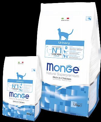 Monge Urinary Cat